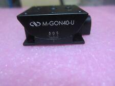 New Newport GON40-U Upper Goniometric Stage