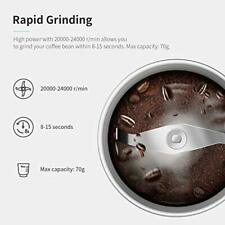 SHARDOR Coffee Grinder Electric with Removable Bowl, Grinder for Grain, Coffee B