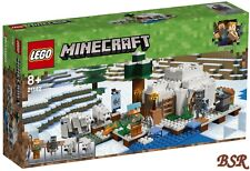 LEGO® Minecraft: 21142 Eisiglu & 0.-€ Versand & NEU & OVP !