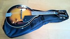 More details for brand new unused ozark electric mandolin 2077 and padded case