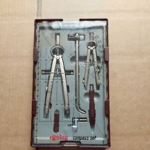 Rotring Compass College Set Used