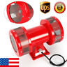 MS-590 Motor Driven Air Raid Siren Metal Horn Alarm Continuous AC110V US STOCK