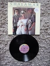 "Shalamar Over And Over (Long Version) UK 1st Press Solar 12"" Vinyl Single Dance"
