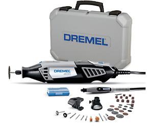 Dremel 4000 Rotary Tool 175W Multi Tool Kit 3 Attachments, 36 Accessories
