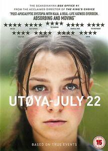 Utøya: July 22 - (DVD)