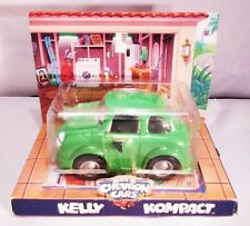 """CHEVRON CARS KELLY KOMPACT, 1997 FROM """"THOSE FUNNY COMMERCIALS"""" - NEW IN BOX!"""