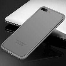For Apple iPhone 6s 7 Plus Aluminum Metallic Bumper Hybird Frame Case Cover Skin