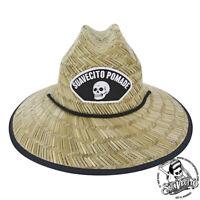 Broken Skull Straw Hat