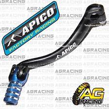 Apico Black Blue Gear Pedal Lever Shift For Yamaha YZ 450F 2010 Motocross Enduro