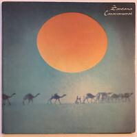 SANTANA CARAVANSERAI LP COLUMBIA USA 1972 NEAR MINT FIRST PRESS PRO CLEANED
