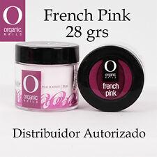 Organic Nail Products - Acrylic Powder - French Pink 28 gr / 1 Oz  (ORG00032)