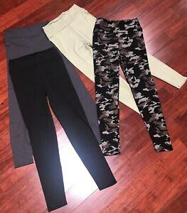 Olive Color yoga pants