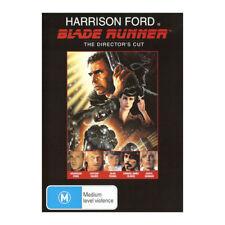 Blade Runner Director's Cut  DVD  Brand New Aus Region 4 - Harrison Ford