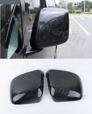 Rearview Side Mirrors Cover trim for Nissan NV200 Carbon Fiber Mirror