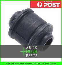 Fits FORD TRANSIT/TOURNEO CUSTOM TTF Rubber Suspension Bush Rear Shock Absorber