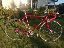 Vintage Pagani Racing Bike, Campagnolo Super Record, Cinelli parts, Like colnago