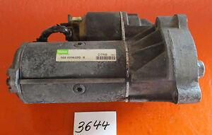 Anlasser Peugeot Partner 1.9 TD eBay 3644