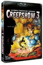 Creepshow 3 NEW Cult Blu-Ray Disc Ana Clavell Stephanie Pettee
