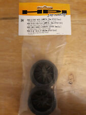 3944 - MX60 8 SPOKE WHEEL GUNMETAL (6mm OFFSET/2pcs)