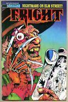 Fright #3-2008 nm- 9.2 Freddie Krueger Nightmare On Elm Street Malibu Eternity