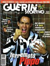 GUERIN SPORTIVO=N°11 1999=COVER PIPPO INZAGHI =