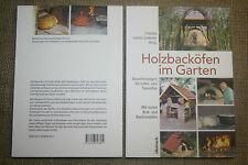 Fachbuch Holzbackofen, Lehmbackofen, Bauanleitung, Bäcker, Pizzaofen, Lehmofen