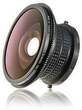 RAYNOX HDP-2800ES 0.28x Fisheye Lens > HDC-SD1/DX1/AG-HSC1U/AG-HCK10G 52mm 37mm