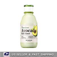 [ SKINFOOD ] Premium Avocado Rich Toner 180ml +NEW Fresh+