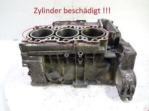 Engine block bare Defekt für Porsche 3,4 Carrera M96.04 96.04