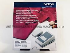 Brother Multi Function Foot Control (MFFC1)