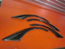 UNIVERSAL Carbon Fiber Fender Flares for Civic RX7 WRX Impreza Celica 240sx etc