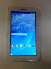 Samsung Galaxy Tab 3 Lite SM-T113 8GB, Wi-Fi, 7in - White Read Description
