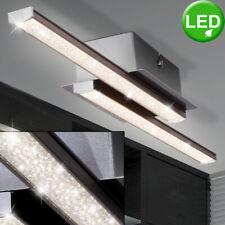 LED Design Decken-Lampe Stäbe Spot Strahler Kristall Optik Leuchte Küchen Licht