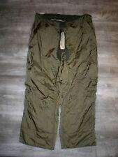 Vintage Vietnam War Mohair Field Liner Long Medium US Army Field Pants Trousers
