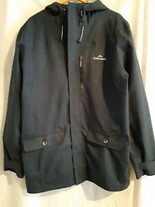 Mens Kathmandu NGX2 Blue waterproof coat Size XL EUC