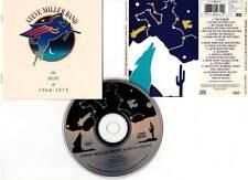 """STEVE MILLER BAND """"The Best Of 1968-1973"""" (CD) 1990"""