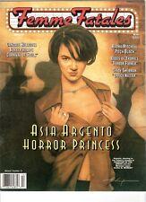 WoW! Femme Fatales V7#13 Asia Argento! Carnival Of Souls! Office Killer! More!
