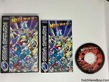 Megaman X3 - Sega Saturn