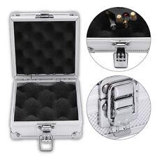 Travel Aluminium alloy Tattoo Machine Gun Kit Display Storage Box Carry Case