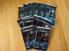 RARE LOT OF 16 ALIEN VS PREDATOR MOVIE TRADING CARD LOOSE PACKS!
