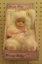 NEW - BUNNY BABY - LIMITED EDITION OF FINE PORCELAIN DOLL - WHITE -MADE IN 2000