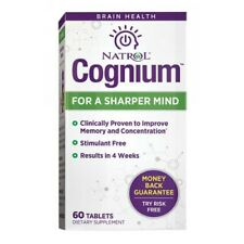 Cognium 60 Tabs by Natrol