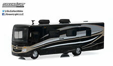 1:64 GreenLight *BLACK* 2016 Fleetwood BOUNDER RV Camper 30th Anni PROMO EDITION