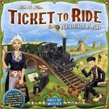 Days of Wonder Ticket to Ride Map Collection 4 Nederland