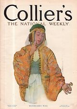 1907 Colliers September 28 - Japanese problems in NW; Spiritualism and Mediums