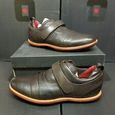 TSUBO Kreiken Cuir Marron men's shoes US 8.5 / UK 7.5 / EUR 41.5 (rrp:179€)
