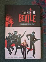 Fifth Beatle Brian Epstein Graphic Novel library copy (some spine damage)