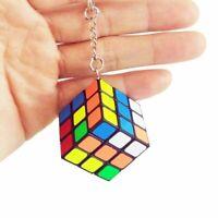 12x Zauberwürfel Schlüsselanhänger Drehbarer Würfel 30 x 30 x 30cm Cube NEU