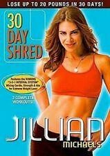 👀 it`s the 💣 💥 Jillian Michaels:30 Day Shred 🎉 (Dvd, 2008) Dvd