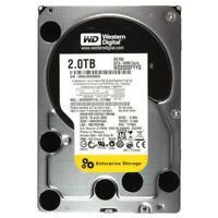 "Western Digital 2 TB, Internal, 7200 RPM, 3.5"" (WD2003FYYS) SATA Hard Drive"